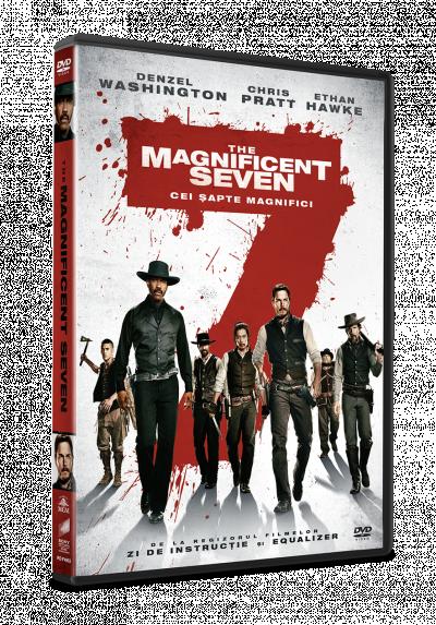 Cei Sapte Magnifici / The Magnificent Seven - DVD