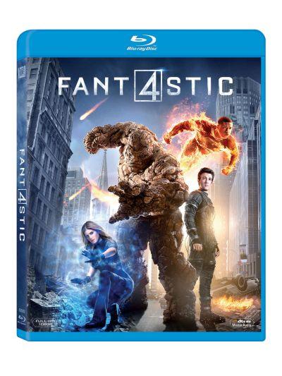 Cei Patru Fantastici / Fantastic Four (2015) - BLU-RAY