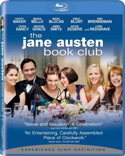 Cercul literar Jane Austen / The Jane Austen Book Club - BLU-RAY