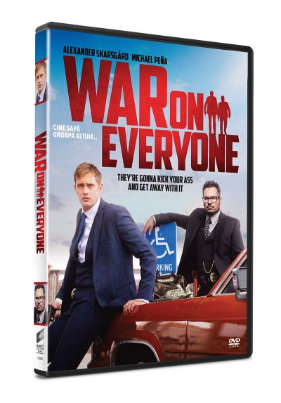 Cine sapa groapa altuia / War on Everyone - DVD