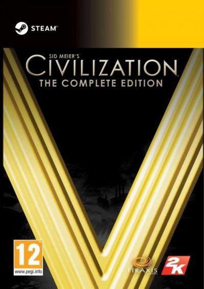 CIVILIZATION V COMPLETE EDITION - PC (STEAM CODE)