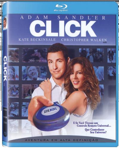 Click - Zapand prin viata / Click - BLU-RAY