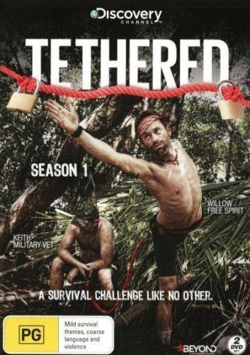 Conectati in salbaticie / Tethered - Sezonul 1 (2 DVD)