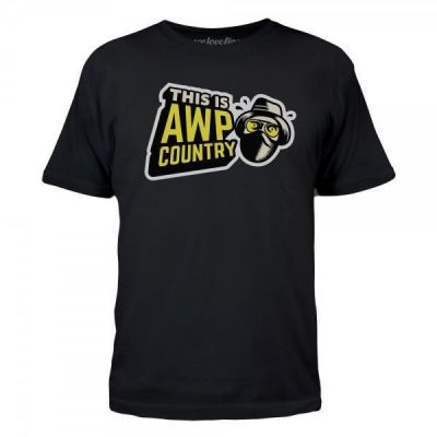 COUNTER STRIKE GO AWP COUNTRY TSHIRT XL