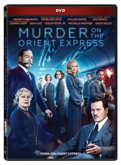 Crima din Orient Express / Murder on the Orient Express - DVD