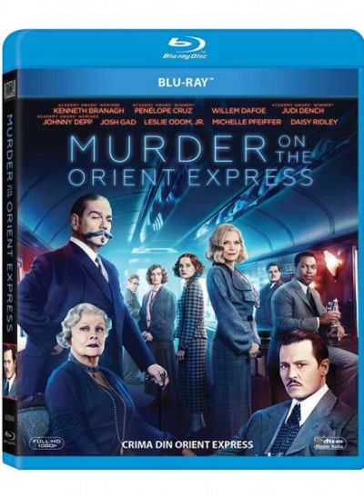 Crima din Orient Express / Murder on the Orient Express - BLU-RAY