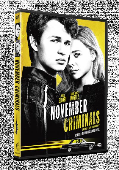 Crimele din Noiembrie / November Criminals - DVD