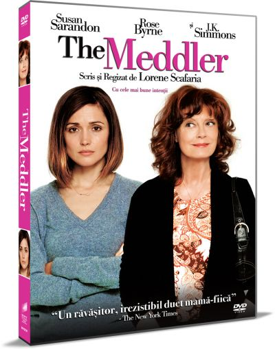 Cu cele mai bune intentii / The Meddler - DVD