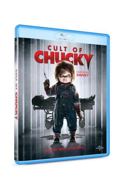 Cultul lui Chucky / Cult of Chucky - BLU-RAY