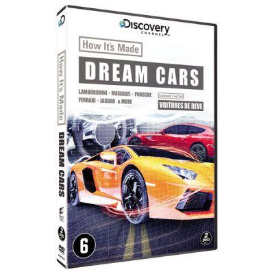 Cum se face: Masini de vis / How It's Made: Dream Cars - Sezonul 1 (2 DVD)