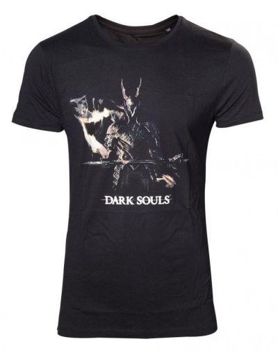 DARK SOULS 3 BLACK KNIGHT TSHIRT M