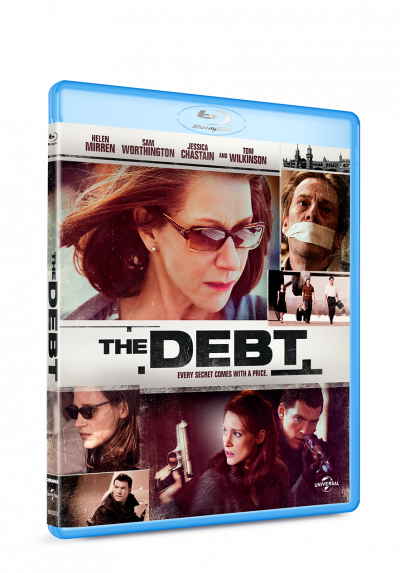 Datorie de onoare / The Debt - BLU-RAY