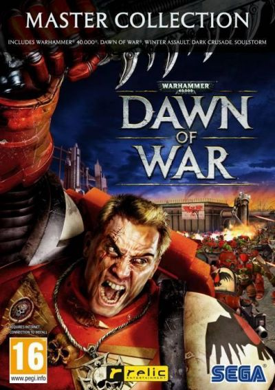 DAWN OF WAR MASTER COLLECTION - PC