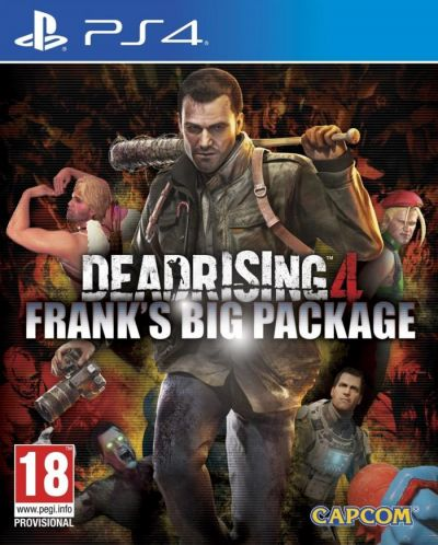 DEAD RISING 4 FRANKS BIG PACKAGE - PS4
