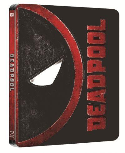 Deadpool - BLU-RAY (Steelbook)