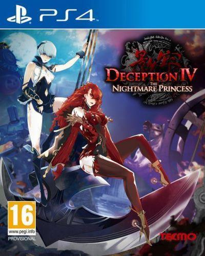 DECEPTION 4 NIGHTMARE PRINCESS - PS4