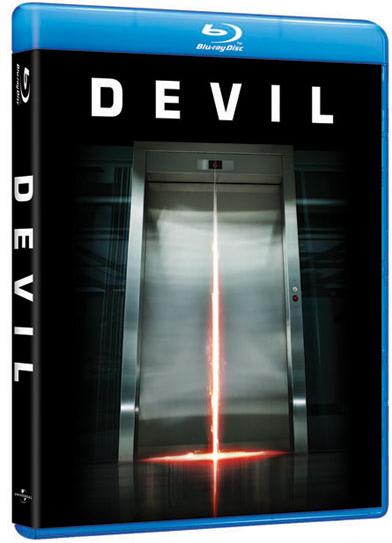 Demon / Devil - (coperta in ceha, subtitrare in romana) - BLU-RAY