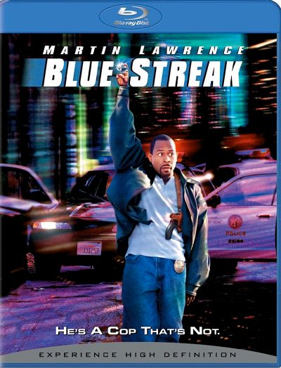 Detectiv de voie, de nevoie / Blue Streak - BLU-RAY