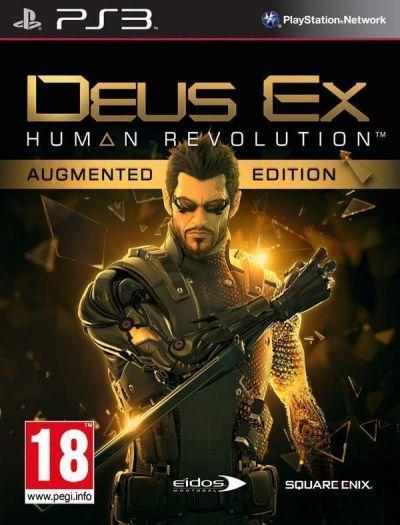 DEUS EX HUMAN REVOLUTION AUGMENTED EDITION - PS3