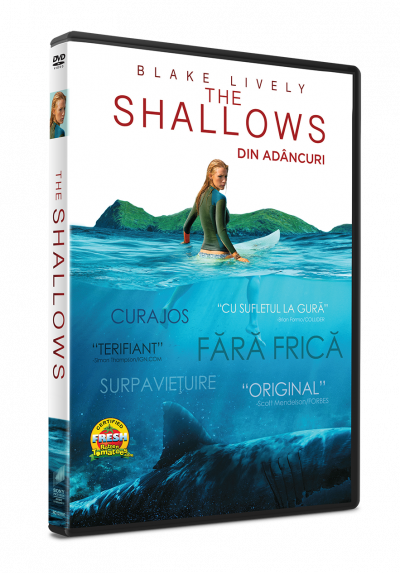 Din adancuri / The Shallows - DVD