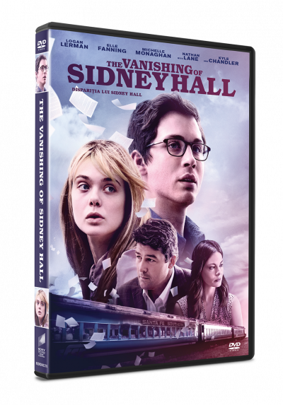 Disparitia lui Sidney Hall / The Vanishing of Sidney Hall - DVD