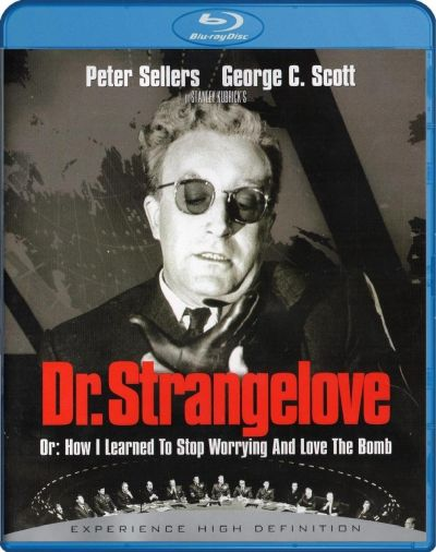 Dr. Strangelove / Dr. Strangelove or: How I Learned to Stop Worrying and Love the Bomb (fara subtitrare in romana) - BLU-RAY