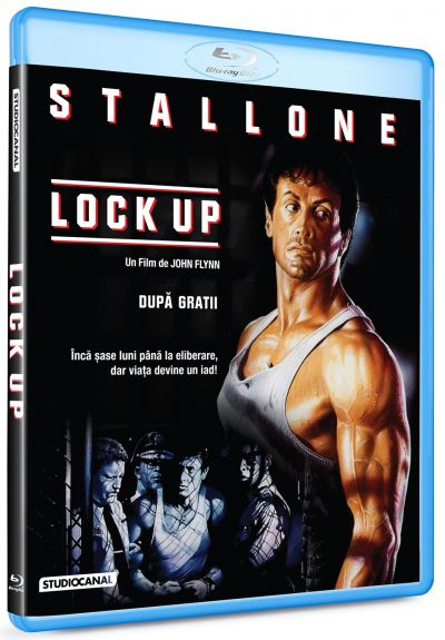 Dupa Gratii / Lock Up - BLU-RAY