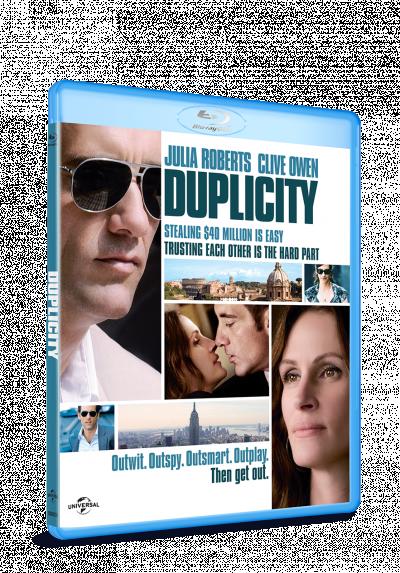 Duplicitate / Duplicity - BLU-RAY