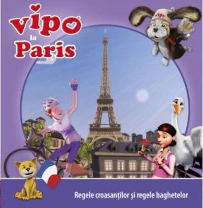 DVD Vipo + album Vipo la Paris cadou
