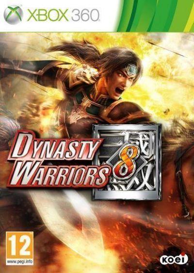 DYNASTY WARRIORS 8 - XBOX360