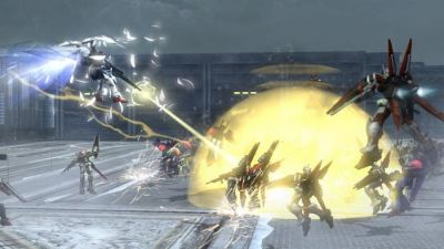 DYNASTY WARRIORS GUNDAM REBORN - PS3