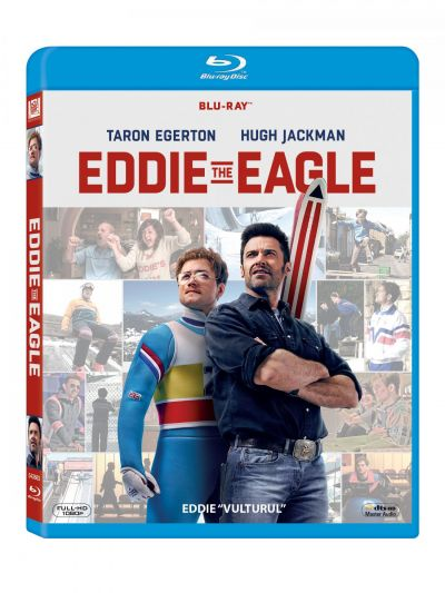 Eddie Vulturul / Eddie The Eagle - BLU-RAY