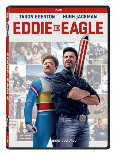 Eddie Vulturul / Eddie The Eagle - DVD