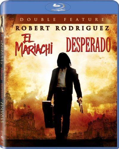 El Mariachi si Desperado (2 filme / Double Feature) - BLU-RAY