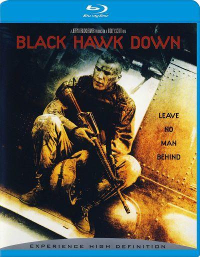 Elicopter la pamant! / Black Hawk Down - BLU-RAY (fara subtitrare romana)
