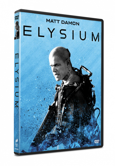Elysium (Character Cover Collection) - DVD