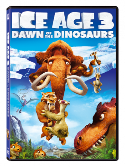 Epoca de gheata 3: Aparitia Dinozaurilor / Ice Age 3: Dawn of the Dinosaurs - DVD