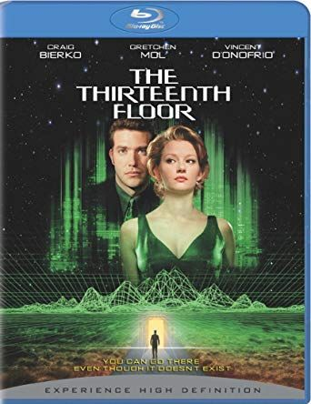 Etajul 13 / The Thirteenth Floor (fara subtitrare in romana) - BLU-RAY