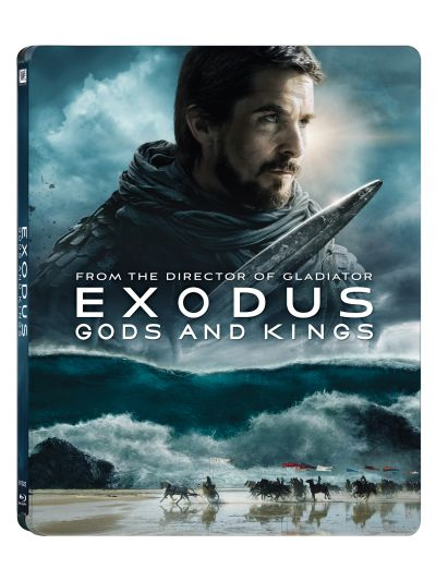 Exodus: Zei si Regi / Exodus: Gods and Kings - BLU-RAY 3D+ 2D (Steelbook)