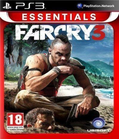 FAR CRY 3 ESSENTIALS - PS3