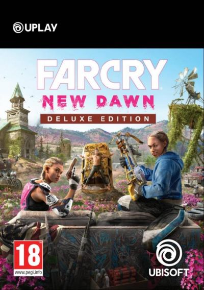 FAR CRY NEW DAWN DELUXE EDITION - PC (UPLAY CODE)