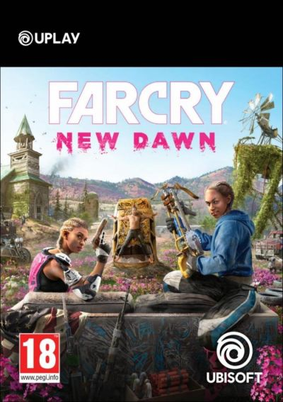 FAR CRY NEW DAWN - PC (UPLAY CODE)