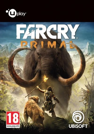 FAR CRY PRIMAL - PC (UPLAY CODE)
