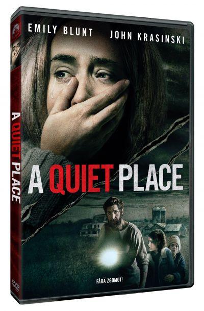 Fara zgomot! / A Quiet Place - DVD