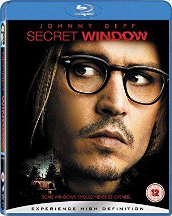 Fereastra secreta / Secret Window - BLU-RAY