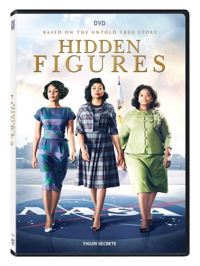 Figuri secrete / Hidden Figures - DVD