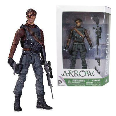 Figurina DC Comics Arrow - Deadshot - Collectible Action Figure (15 cm)