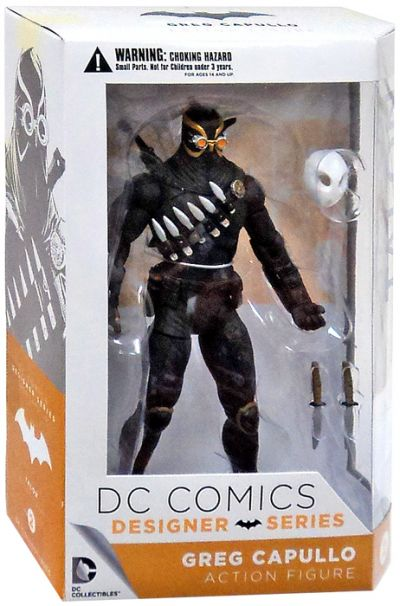 Figurina DC Comics Designer Series - Talon - Greg Capullo - Collectible Action Figure (15 cm)