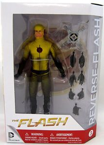Figurina DC Comics The Flash - Reverse-Flash - Collectible Action Figure (15 cm)