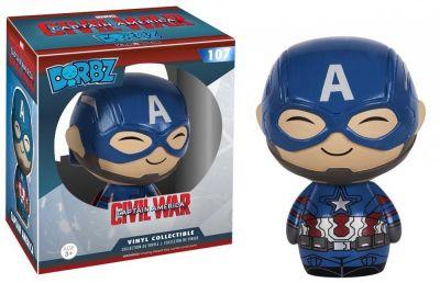 Figurina Funko Dorbz - Captain America: Civil War - Vinyl Collectible Action Figure (107)